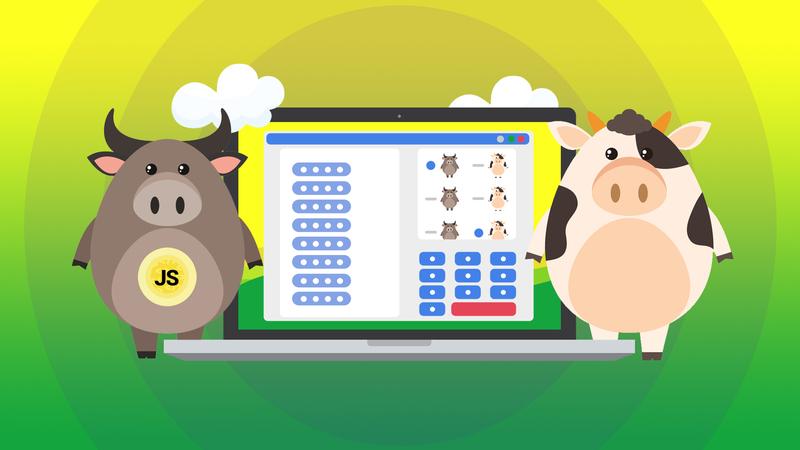Игра «Быки и коровы» на JаvaScript