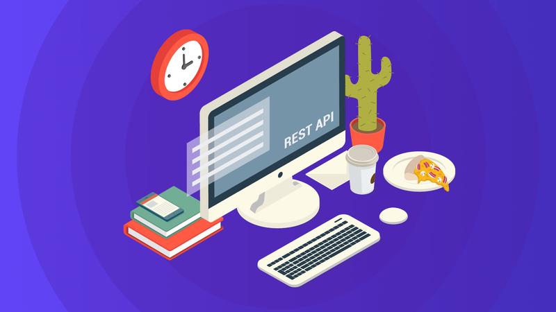 Как правильно работать с REST API