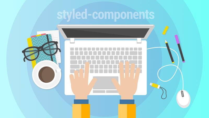 Использование styled-components как замены CSS в React-приложении