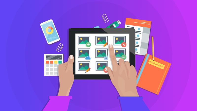 UICollectionView в iOS-приложениях: от простого к сложному