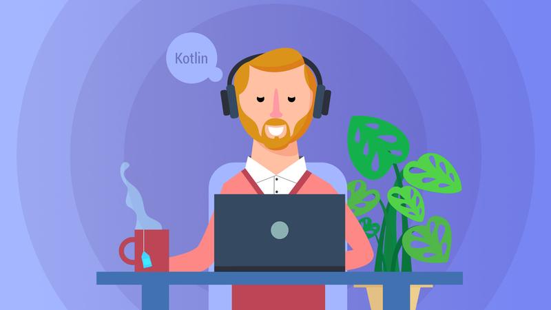 Разработка медиаплеера на Kotlin под Android за 1 час