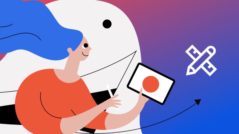 Посадочная по-дизайнерски: верстаем в Figma - открытый урок по дизайну