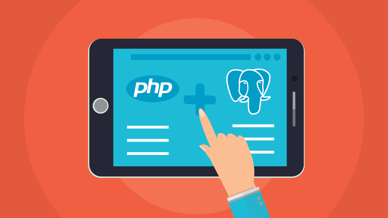 Разработка веб-приложений на PHP + PostgreSQL