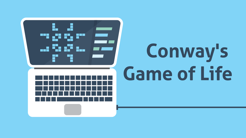 Пишем Conway's Game of Life