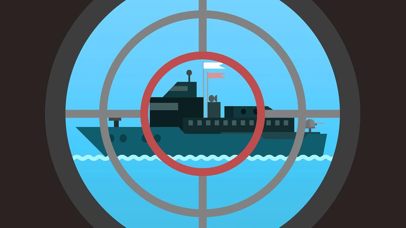 Пишем игру Морской бой