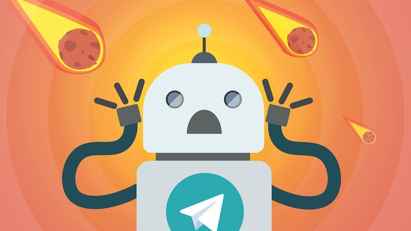 Telegram-боты: судный день