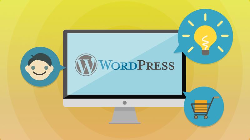 Создаём сайт на Wordpress за час