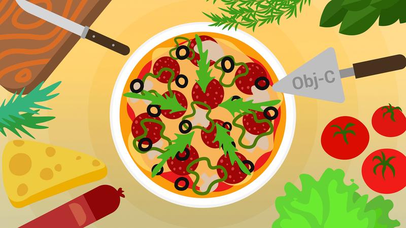 Mamma mia! Готовим вкусное приложение на Objective-C