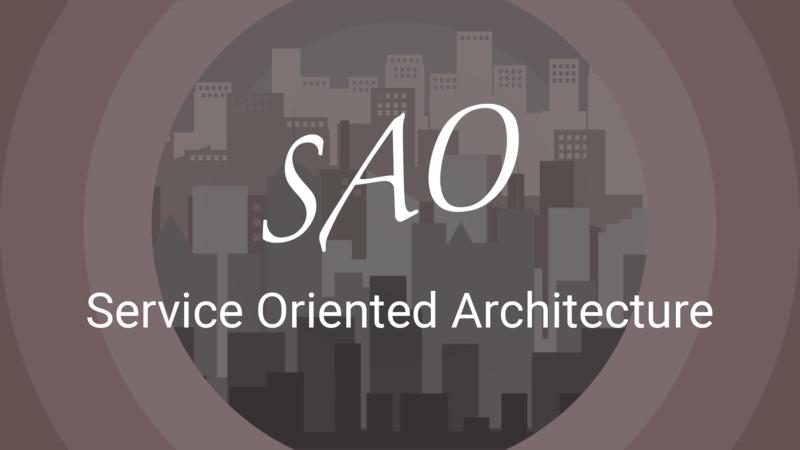 Основы сервис-ориентированной архитектуры
