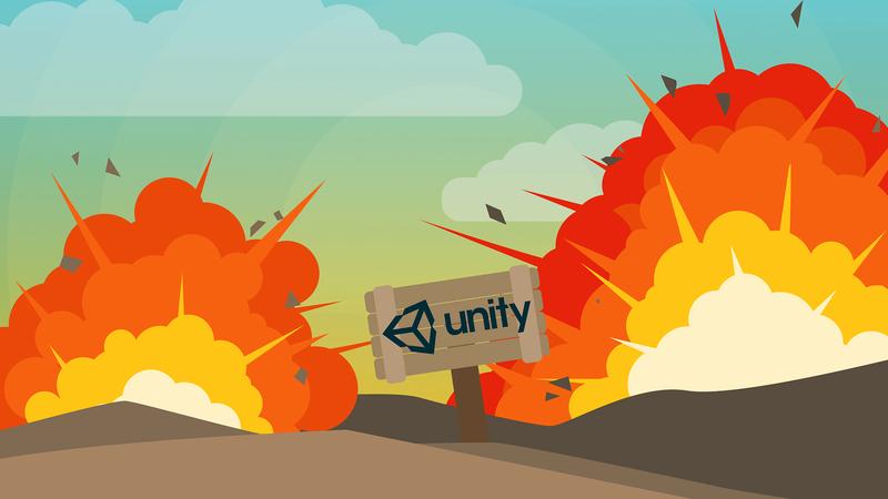 Unity 3D: визуальные эффекты с использованием системы частиц. Часть 2