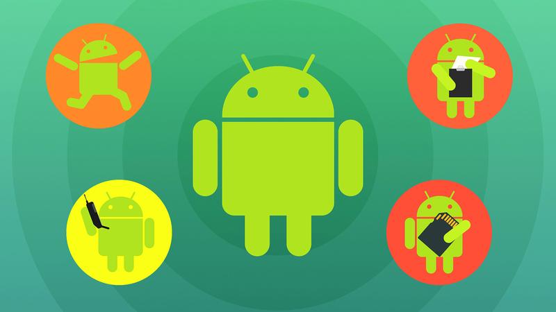 Основные компоненты Android-приложения