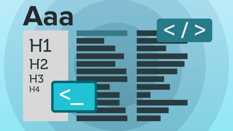 Работа с текстом в HTML/CSS