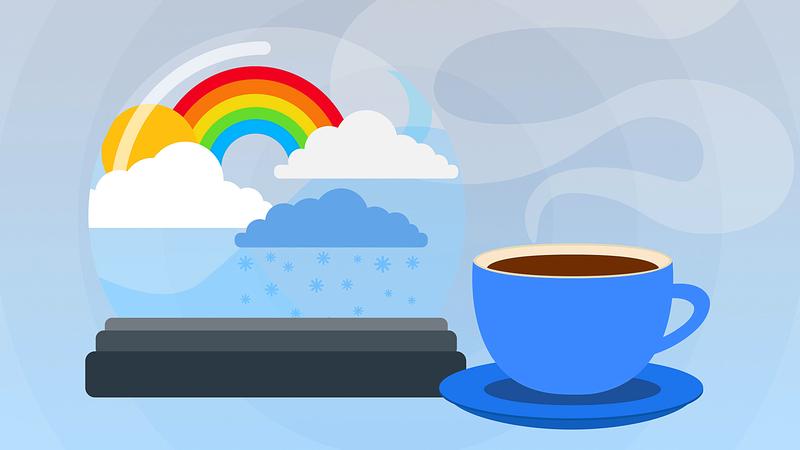 """Создаём приложение """"Погода"""" на Java"""