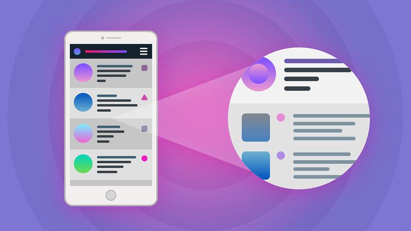 Управление контактами с использованием фреймворка Contacts