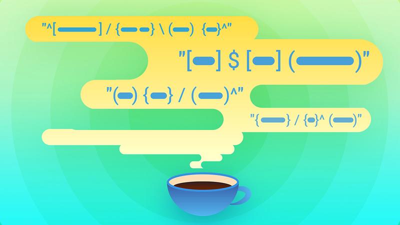 Работа с регулярными выражениями на Java
