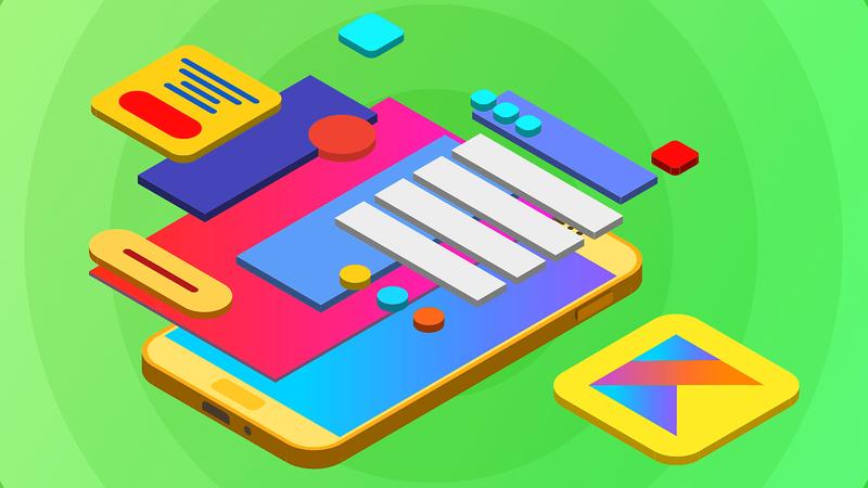 Пример создания простого приложения для Android на Kotlin