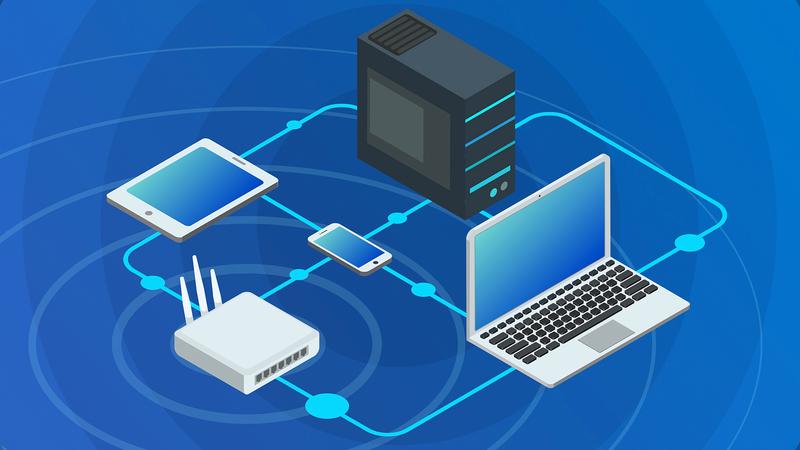 L2-сети или зачем придумали VLAN'ы