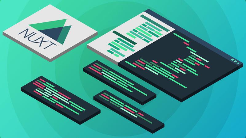 Разработка веб-приложений на Nuxt.js