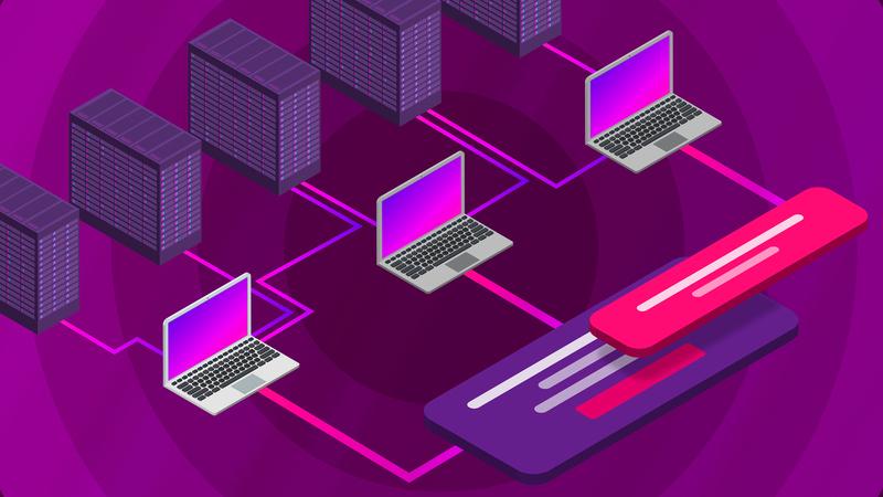 Клиент-серверное приложение для мониторинга нагрузки на сервер