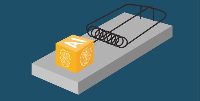 Futurist mouse trap